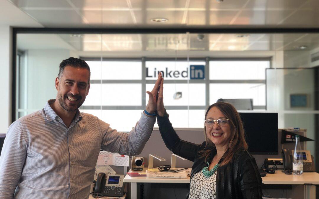 COMPANY PAGE > NUOVE FUNZIONI DA #LINKEDIN | Maggior coinvolgimento e canali diretti con i dipendenti